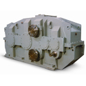 Briquetting Gear Box For Sponge Iron Project