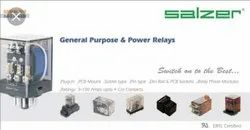 Salzer Multi Pin Relays
