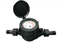 Everest Plastic Body Water Meter, Model: Dxp