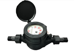 Everest Analog Plastic Body Water Meter, For Laboratory, Iso: 4064 Class B