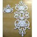 White Designer Marble Stone Jalis
