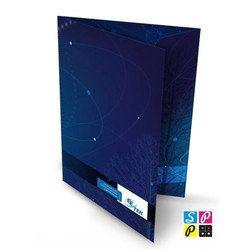 Folder Designing And Printing Service
