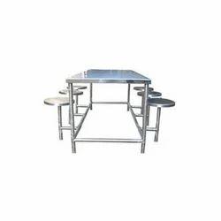 90 X 30 X 30 Feet Dining Table