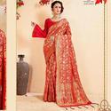 Beautiful Ladies Silk Saree