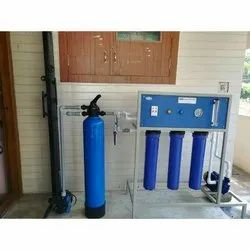 Automatic RO Water Treatment Plant