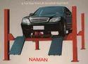 Naman Four Post Car Lift