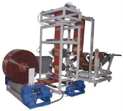 Woven Bag Gusseting Machine