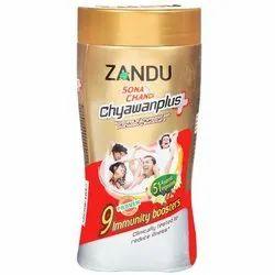 Zandu Sona Chandi Chyawanprash, 450 Gm, Treatment: Immunity Booster