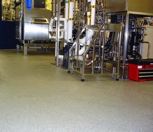 Dispatch Area Epoxy Flooring Service