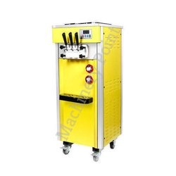 BQL-7225 With Air Pump Softy Ice Cream Machine