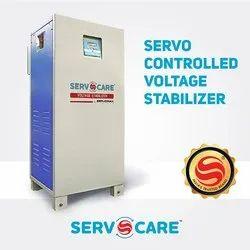 Servo Controlled Voltage Stabilizer