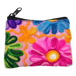 Ladies Fancy Pouch Bags