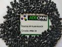 PP Plain Black Granule