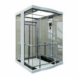 Glass Passenger Elevator
