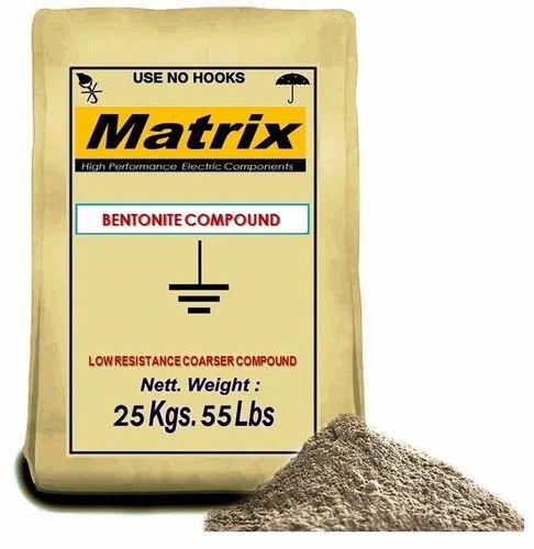 Bentonite Compound