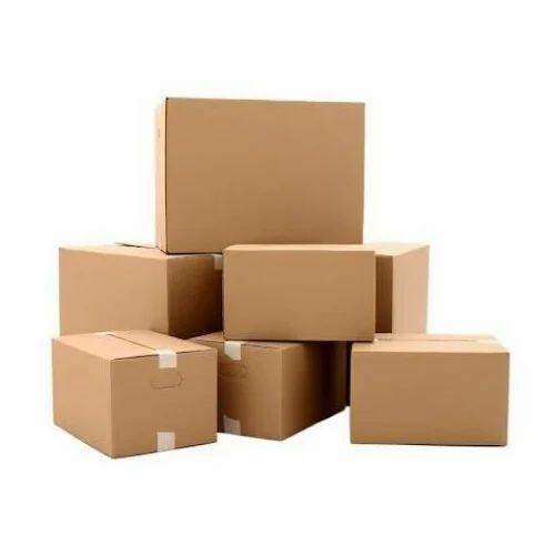 stacked cardboard box at rs 55 piece chennathur panchayat hosur
