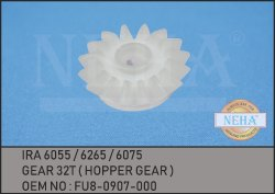 32t ( Hopper Gear )   IRA 6055 / 6265 / 6075  , Fu8-0907-000