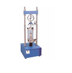 Triaxial Shear Test Apparatus (Hand Operated)
