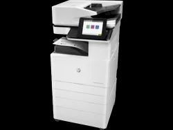 HP LaserJet Managed MFP E72530