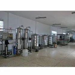 3000 LPH ISI RO Plant