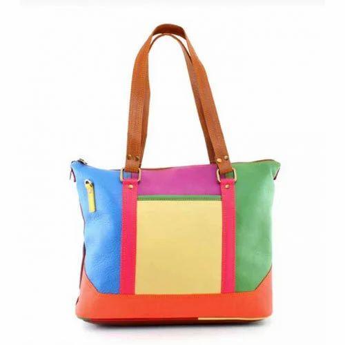 Women Leather Shoulder Bag at Rs 2399  piece  b4e0eebc8204a