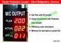 Fixovision Led Simple Production Counter