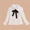 School Uniform Girls Blouse