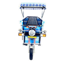 Mini Metro Electric Rickshaw Loader