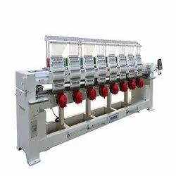 Cylinder Cap Embroidery Machine