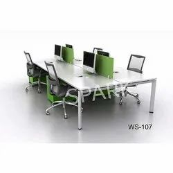 WS-107 Office Workstation Furniture