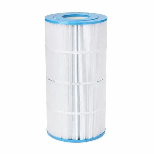 White Shah Brothers Open Polyester Pleated Filter Cartridge, Diameter: 2' -3' , for Air Filter