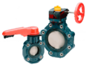 PP Butterfly Valve Gear Box