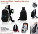 Smart anti Theft Traveling Laptop Bag H-1525