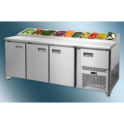 Electricity GK-012 Salad TTE with Under Counter