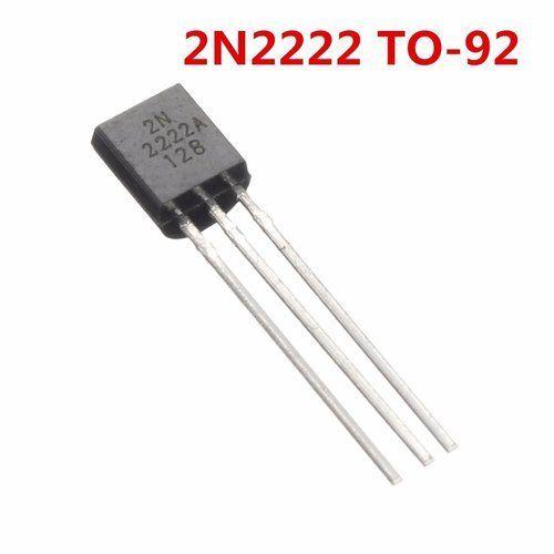 NPN Transistor 2N2222 at Rs 1....