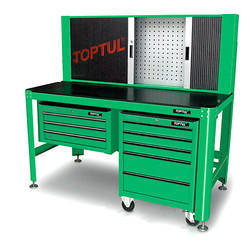 TAAD1602 Wall Cabinet & Workbench