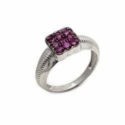 925 Sterling Silver Handmade Mens Oxidised Ring