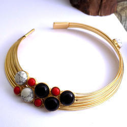 DESIGNER CHOKER NECKLACE