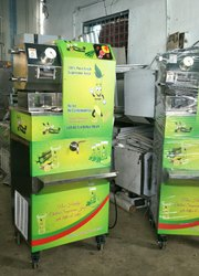 Fully Automatic Sugar Cane Extractor With Instant Chiller