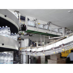Pet Bottle Air Conveyor System