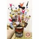 Decorative Bottle Bouquet