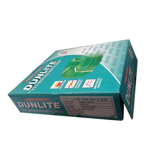 Duplex Rectangle Electric Cable Packaging Box