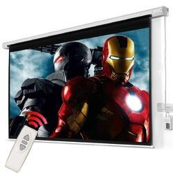 Punnkk E6 84 inch (6x4) FT Motorized Projection Screen inclusive of taxes and COD all India