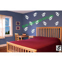 Kids Room Wall Sticker Stencils