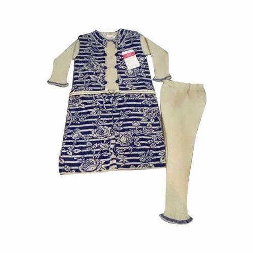 8fd759201 Girls Kids Full Sleeve Woolen Suit