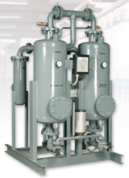 DP 480 Heatless Desiccant Air Dryer