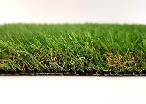 PE Straight 25mm Landscape Artificial Grass, Unit Size: 2mtr X 25mtr