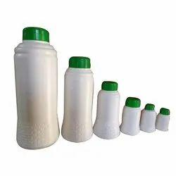 HDPE PGR Chemicals Bottles