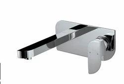 Jaguar Silver ali-chr-85119 single lever wall mixer