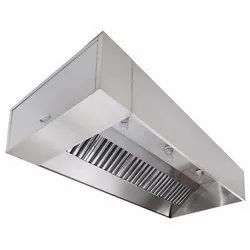 Teral-Aerotech Stainless Steel Exhaust Hoods